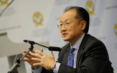 Jim Kim President Of The World Bank On Poverty Reduction