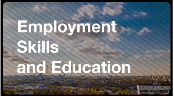 Shift360 contributes to critical employment, skills and education