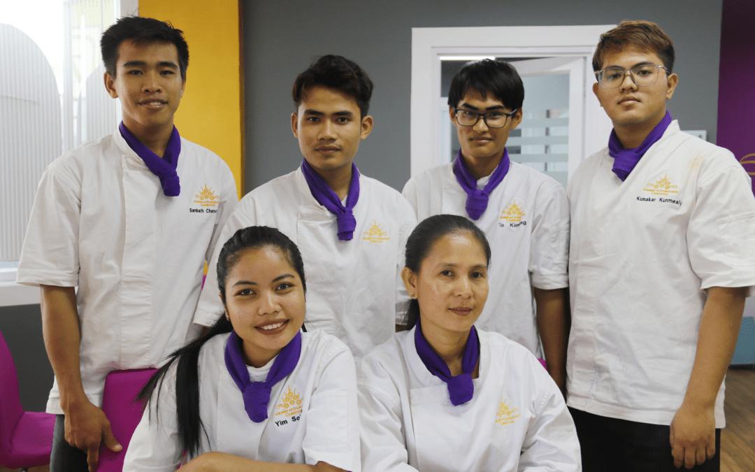 April 2019: Neue Stipendiaten verfolgen ihre Träume