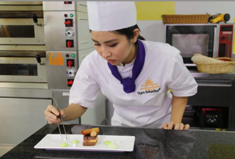 ACAC ALUMNA THARA THEANY IS FULFILLING HER LIFELONG DREAM