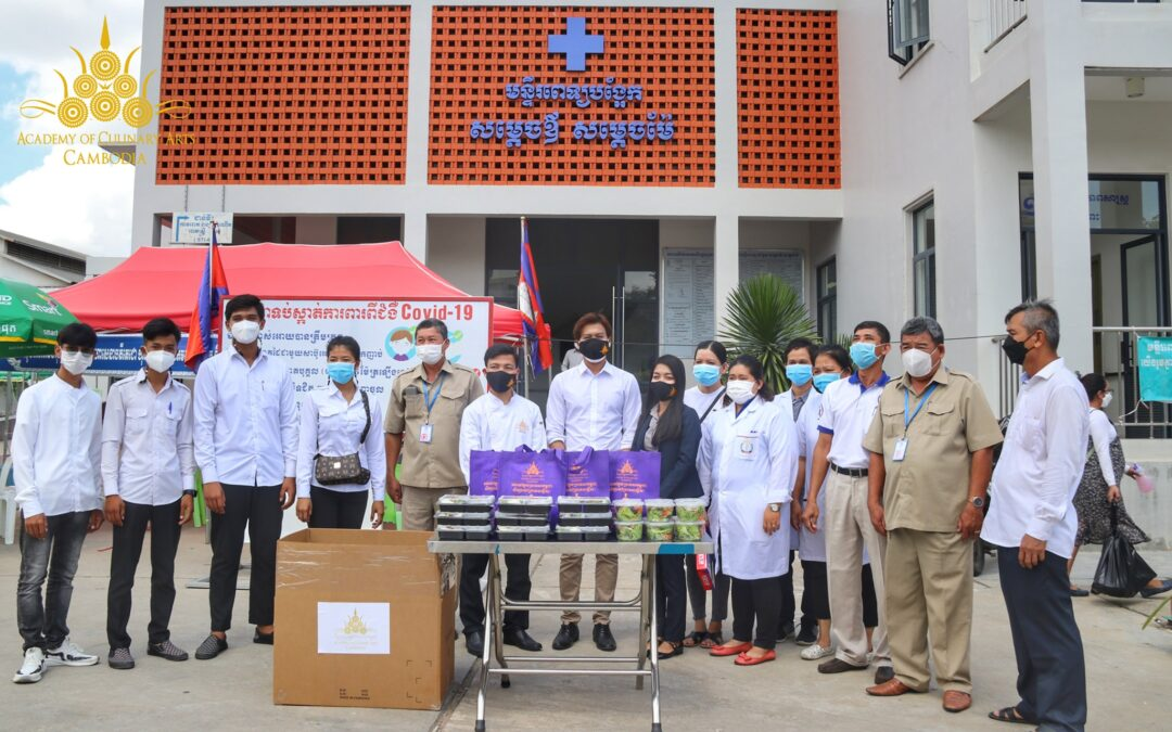 ACAC SUPPORTS LOCAL HEALTHCARE WORKERS WITH FOOD DONATIONS